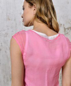 Silk&light cotton top_id121-3