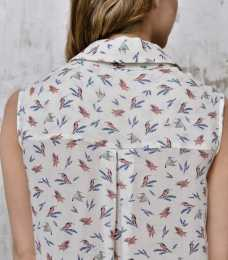 Top birds print bs