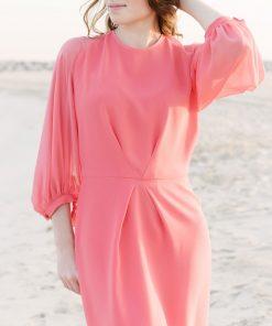 Dressarte_coral-dress-front