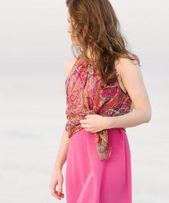 Dressarte_fuchsia-silk-dress-combi