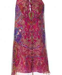 Parsley-pattern-silk-dress