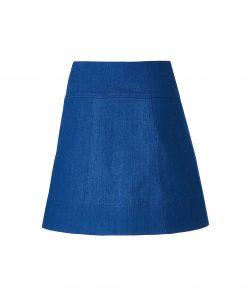 blue-skirt-pearls