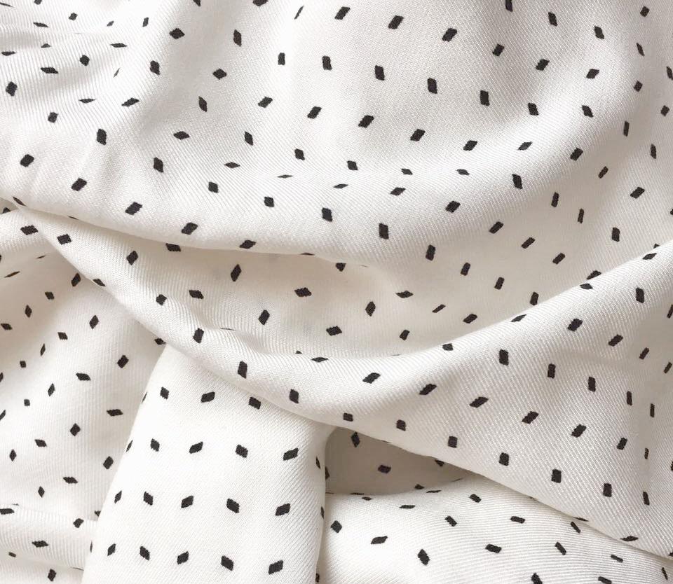 Printed cotton
