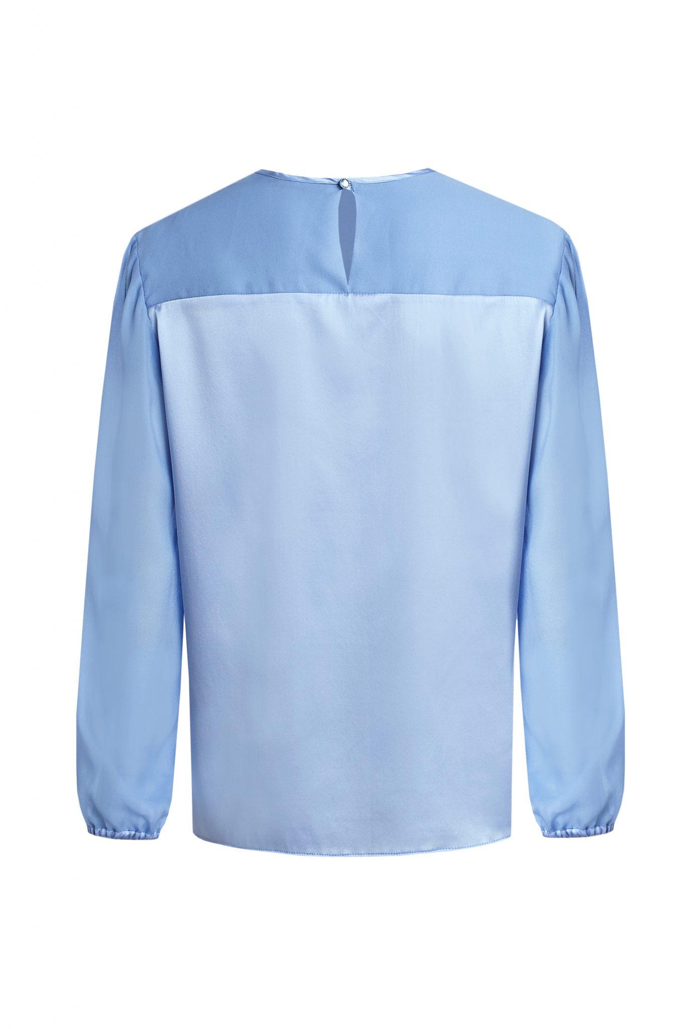 Dressarte-Oversized-sleeves-silk-blouse1