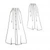 Dressarte made-to-measure skirt
